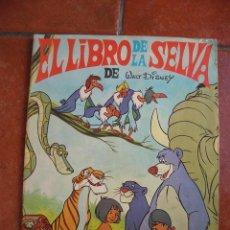 Coleccionismo Álbum: ALBUM EL LIBRO DE LA SELVA. Lote 128745263