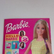 Coleccionismo Álbum: ALBUM BARBIE. HELLO BARBIE. PANINI. Lote 128895235