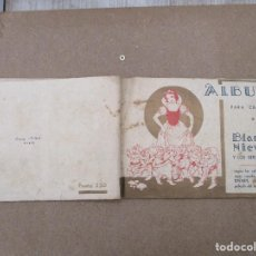 Coleccionismo Álbum: ALBUM DE CROMOS BLANCANIEVES Y LOS SIETE ENANITOS WALT DISNEY CROMOS FHER. Lote 128966335