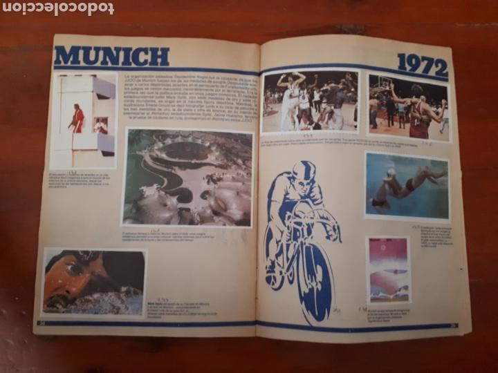 Coleccionismo Álbum: Álbum completo Historia de los Juegos Olímpicos. 1990. El Periódico. - Foto 2 - 129360368