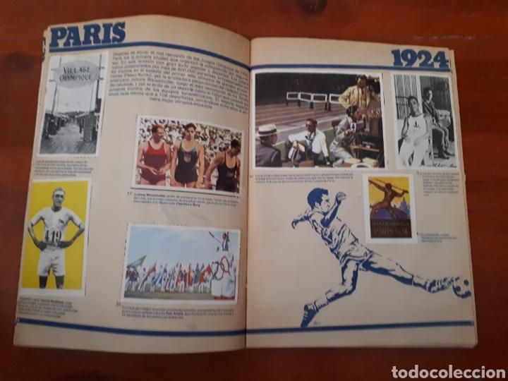 Coleccionismo Álbum: Álbum completo Historia de los Juegos Olímpicos. 1990. El Periódico. - Foto 3 - 129360368