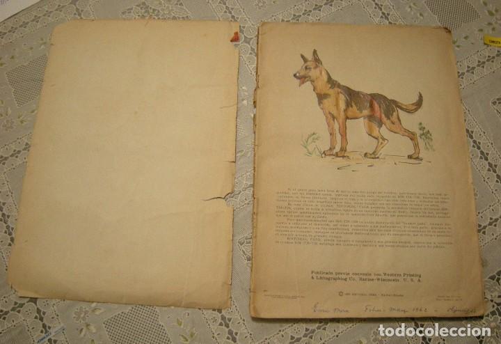 Coleccionismo Álbum: RIN-TIN-TIN ALBUM DE CROMOS COMPLETO. VER DESCRIPCION Y FOTOS - Foto 2 - 129559515