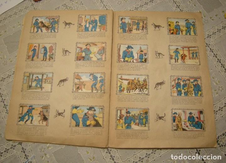 Coleccionismo Álbum: RIN-TIN-TIN ALBUM DE CROMOS COMPLETO. VER DESCRIPCION Y FOTOS - Foto 3 - 129559515