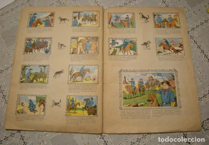 Coleccionismo Álbum: RIN-TIN-TIN ALBUM DE CROMOS COMPLETO. VER DESCRIPCION Y FOTOS - Foto 4 - 129559515