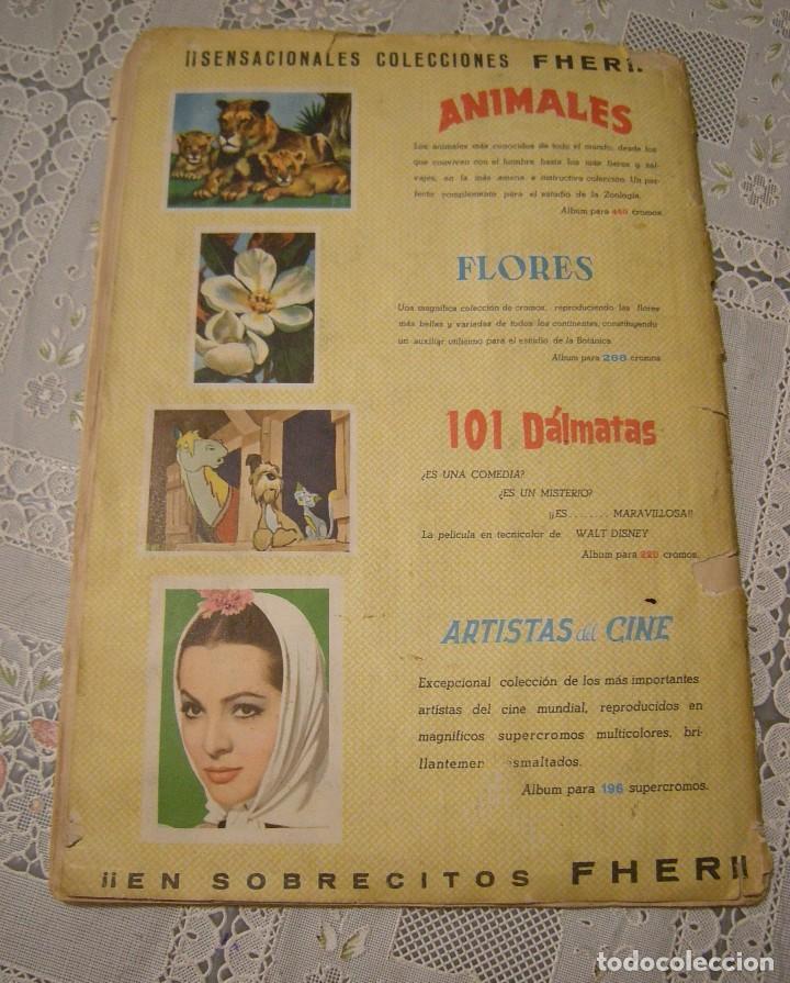 Coleccionismo Álbum: RIN-TIN-TIN ALBUM DE CROMOS COMPLETO. VER DESCRIPCION Y FOTOS - Foto 6 - 129559515