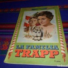 Coleccionismo Álbum: LA FAMILIA TRAPP COMPLETO 200 CROMOS. FHER 1958. BUEN ESTADO.. Lote 130757548