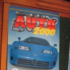 Coleccionismo Álbum: AUTO 2000 SL ITALY. Lote 131480646