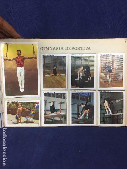 Coleccionismo Álbum: ÁLBUM CONTAMOS CONTIGO COMPLETO ÁLBUM PROMOCIÓN DEPORTIVA COLED AÑO 1968 24,5X35,5 - Foto 4 - 131524010