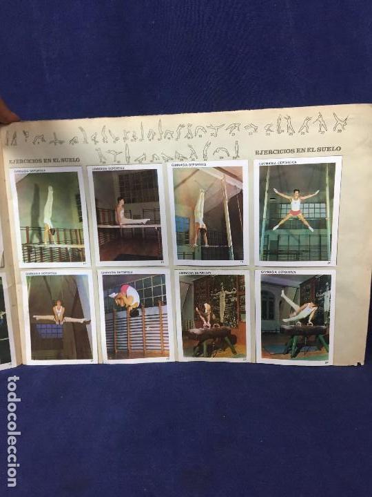 Coleccionismo Álbum: ÁLBUM CONTAMOS CONTIGO COMPLETO ÁLBUM PROMOCIÓN DEPORTIVA COLED AÑO 1968 24,5X35,5 - Foto 6 - 131524010