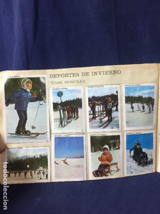 Coleccionismo Álbum: ÁLBUM CONTAMOS CONTIGO COMPLETO ÁLBUM PROMOCIÓN DEPORTIVA COLED AÑO 1968 24,5X35,5 - Foto 9 - 131524010