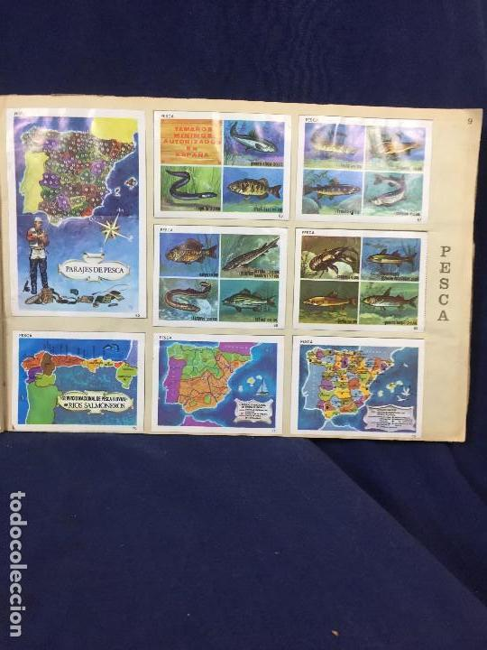 Coleccionismo Álbum: ÁLBUM CONTAMOS CONTIGO COMPLETO ÁLBUM PROMOCIÓN DEPORTIVA COLED AÑO 1968 24,5X35,5 - Foto 12 - 131524010