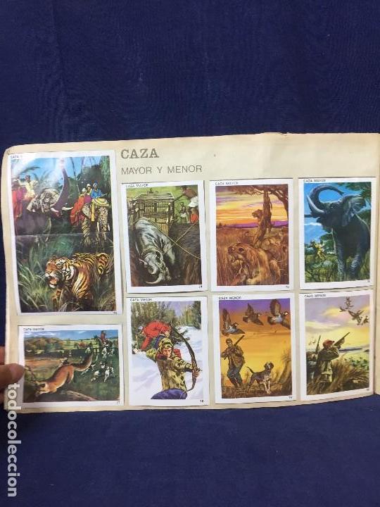Coleccionismo Álbum: ÁLBUM CONTAMOS CONTIGO COMPLETO ÁLBUM PROMOCIÓN DEPORTIVA COLED AÑO 1968 24,5X35,5 - Foto 13 - 131524010