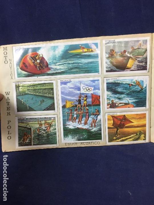 Coleccionismo Álbum: ÁLBUM CONTAMOS CONTIGO COMPLETO ÁLBUM PROMOCIÓN DEPORTIVA COLED AÑO 1968 24,5X35,5 - Foto 15 - 131524010