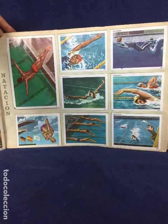 Coleccionismo Álbum: ÁLBUM CONTAMOS CONTIGO COMPLETO ÁLBUM PROMOCIÓN DEPORTIVA COLED AÑO 1968 24,5X35,5 - Foto 16 - 131524010