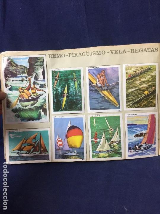 Coleccionismo Álbum: ÁLBUM CONTAMOS CONTIGO COMPLETO ÁLBUM PROMOCIÓN DEPORTIVA COLED AÑO 1968 24,5X35,5 - Foto 17 - 131524010