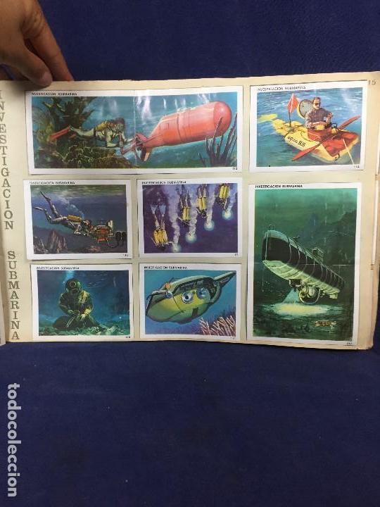 Coleccionismo Álbum: ÁLBUM CONTAMOS CONTIGO COMPLETO ÁLBUM PROMOCIÓN DEPORTIVA COLED AÑO 1968 24,5X35,5 - Foto 18 - 131524010