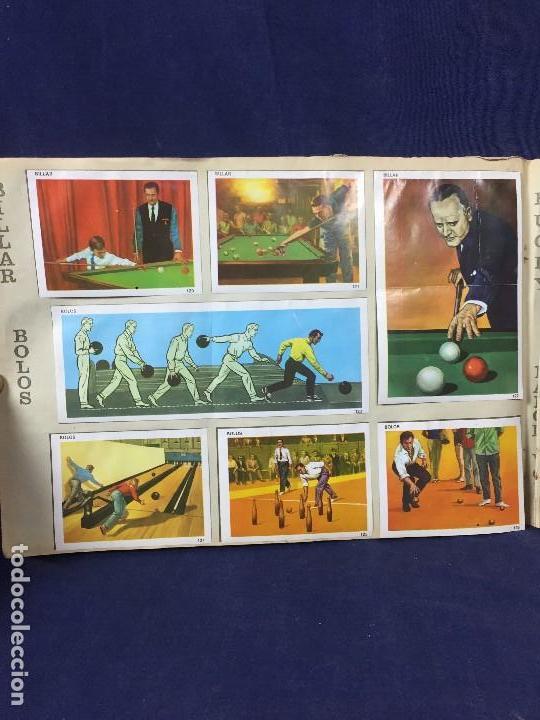 Coleccionismo Álbum: ÁLBUM CONTAMOS CONTIGO COMPLETO ÁLBUM PROMOCIÓN DEPORTIVA COLED AÑO 1968 24,5X35,5 - Foto 19 - 131524010