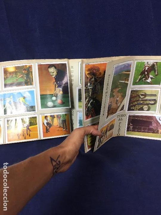 Coleccionismo Álbum: ÁLBUM CONTAMOS CONTIGO COMPLETO ÁLBUM PROMOCIÓN DEPORTIVA COLED AÑO 1968 24,5X35,5 - Foto 21 - 131524010