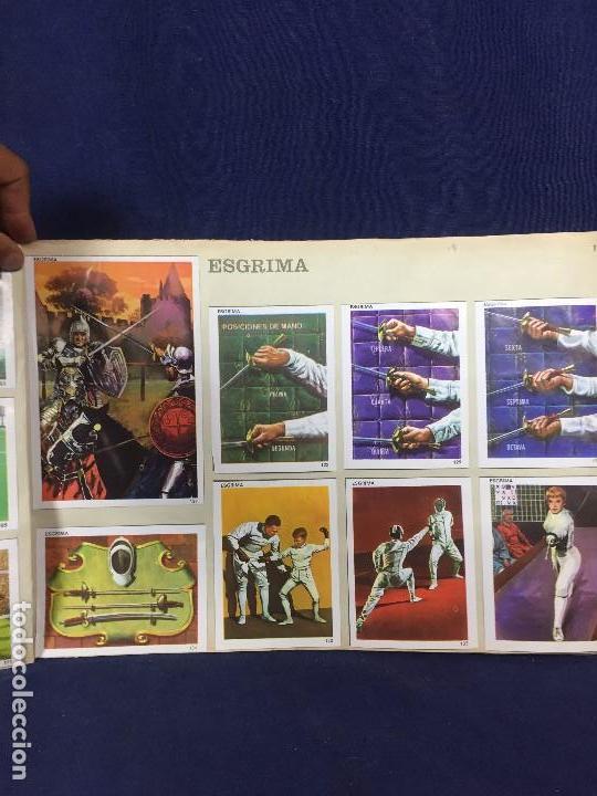 Coleccionismo Álbum: ÁLBUM CONTAMOS CONTIGO COMPLETO ÁLBUM PROMOCIÓN DEPORTIVA COLED AÑO 1968 24,5X35,5 - Foto 25 - 131524010