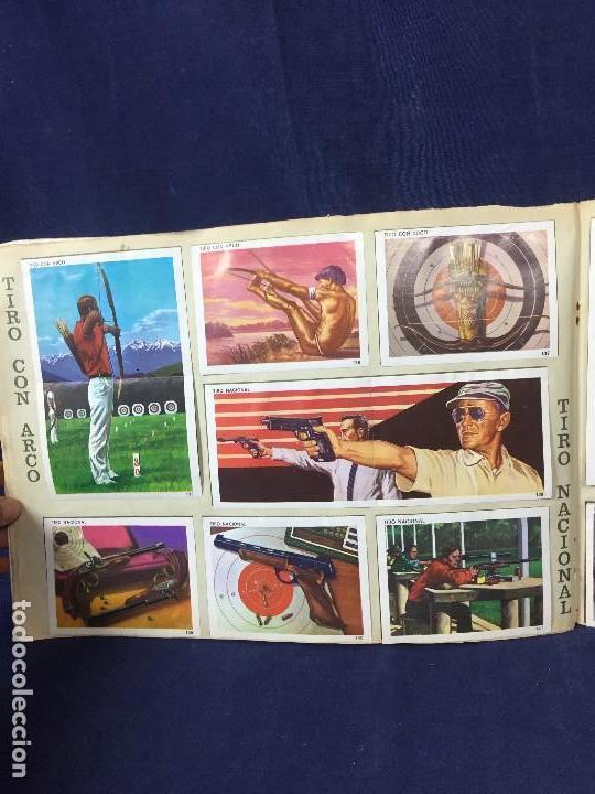 Coleccionismo Álbum: ÁLBUM CONTAMOS CONTIGO COMPLETO ÁLBUM PROMOCIÓN DEPORTIVA COLED AÑO 1968 24,5X35,5 - Foto 26 - 131524010