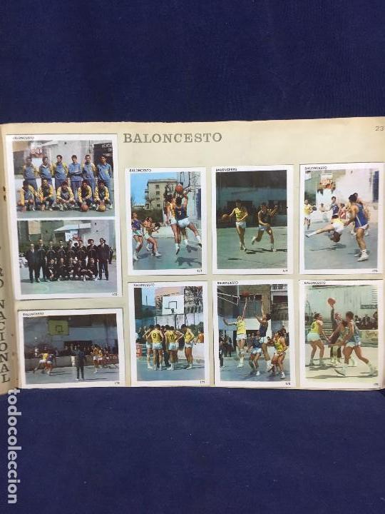 Coleccionismo Álbum: ÁLBUM CONTAMOS CONTIGO COMPLETO ÁLBUM PROMOCIÓN DEPORTIVA COLED AÑO 1968 24,5X35,5 - Foto 27 - 131524010