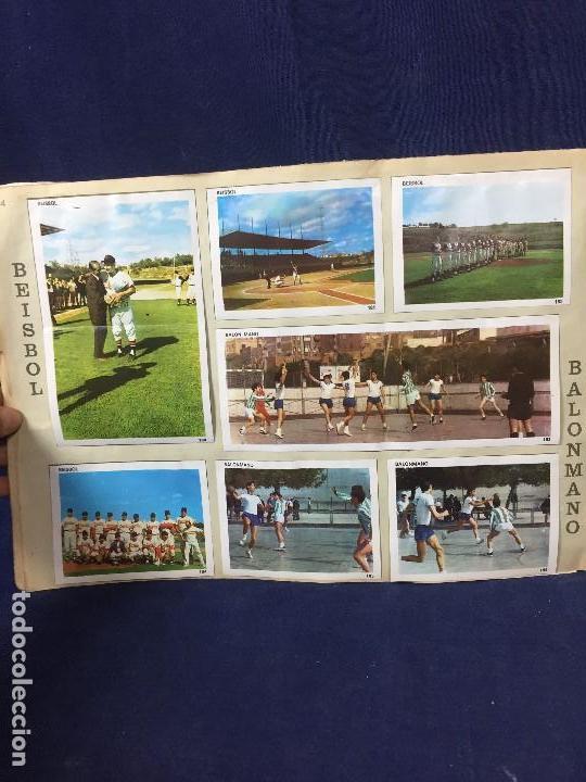Coleccionismo Álbum: ÁLBUM CONTAMOS CONTIGO COMPLETO ÁLBUM PROMOCIÓN DEPORTIVA COLED AÑO 1968 24,5X35,5 - Foto 28 - 131524010