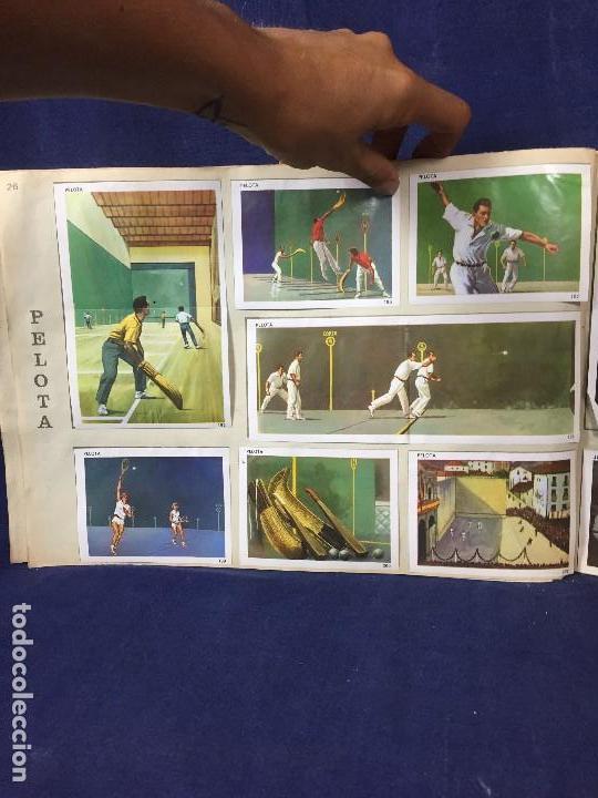 Coleccionismo Álbum: ÁLBUM CONTAMOS CONTIGO COMPLETO ÁLBUM PROMOCIÓN DEPORTIVA COLED AÑO 1968 24,5X35,5 - Foto 30 - 131524010