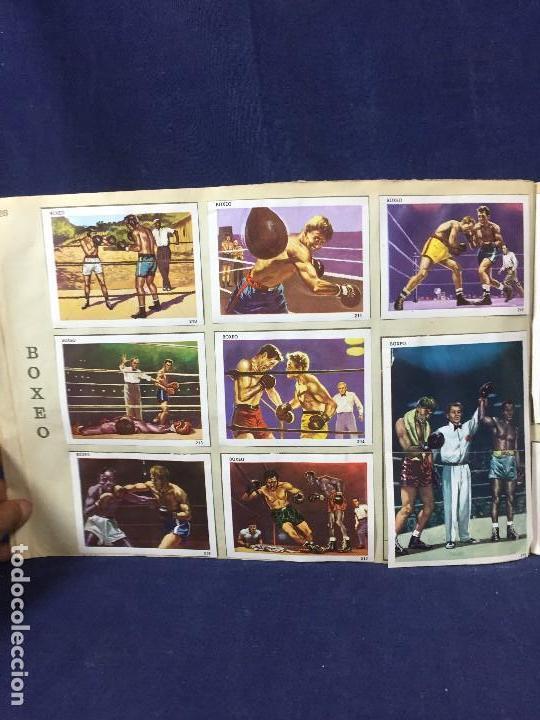 Coleccionismo Álbum: ÁLBUM CONTAMOS CONTIGO COMPLETO ÁLBUM PROMOCIÓN DEPORTIVA COLED AÑO 1968 24,5X35,5 - Foto 32 - 131524010