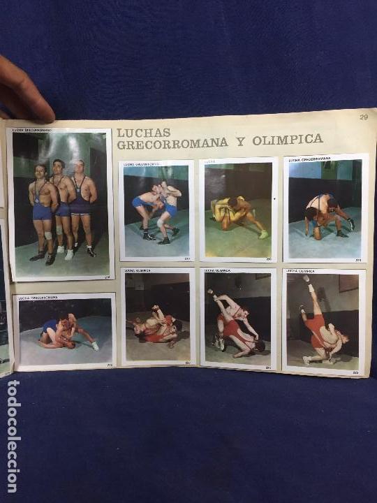 Coleccionismo Álbum: ÁLBUM CONTAMOS CONTIGO COMPLETO ÁLBUM PROMOCIÓN DEPORTIVA COLED AÑO 1968 24,5X35,5 - Foto 33 - 131524010