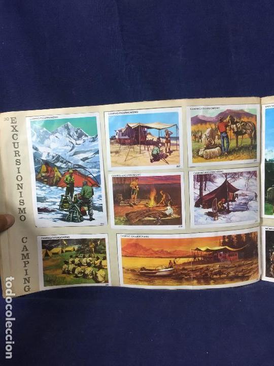 Coleccionismo Álbum: ÁLBUM CONTAMOS CONTIGO COMPLETO ÁLBUM PROMOCIÓN DEPORTIVA COLED AÑO 1968 24,5X35,5 - Foto 34 - 131524010