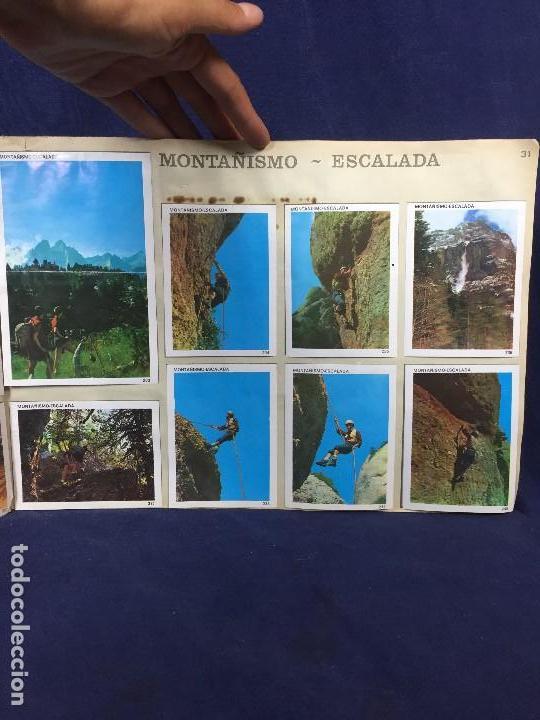 Coleccionismo Álbum: ÁLBUM CONTAMOS CONTIGO COMPLETO ÁLBUM PROMOCIÓN DEPORTIVA COLED AÑO 1968 24,5X35,5 - Foto 35 - 131524010