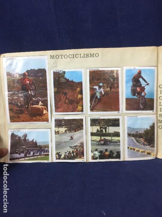 Coleccionismo Álbum: ÁLBUM CONTAMOS CONTIGO COMPLETO ÁLBUM PROMOCIÓN DEPORTIVA COLED AÑO 1968 24,5X35,5 - Foto 40 - 131524010