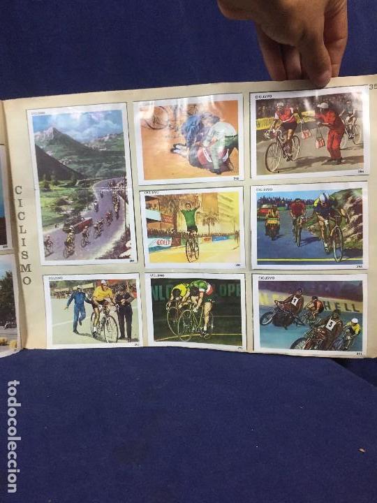 Coleccionismo Álbum: ÁLBUM CONTAMOS CONTIGO COMPLETO ÁLBUM PROMOCIÓN DEPORTIVA COLED AÑO 1968 24,5X35,5 - Foto 41 - 131524010