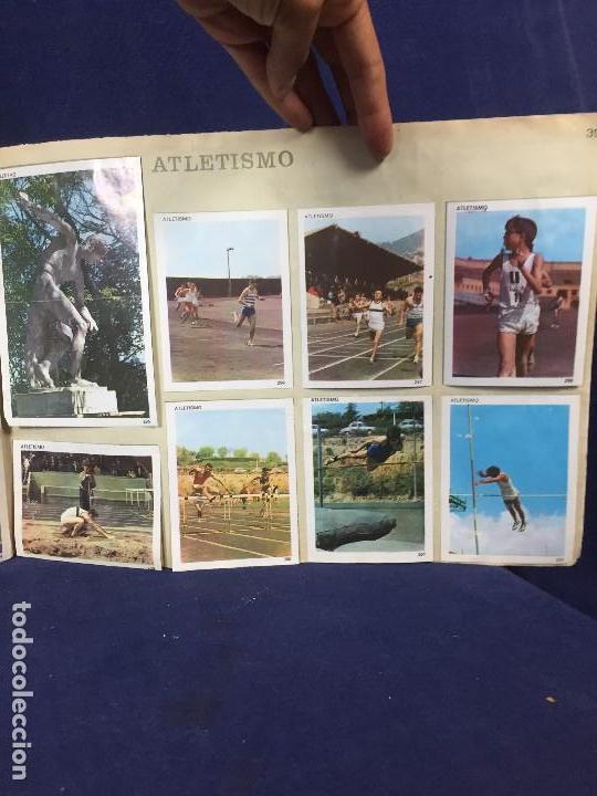 Coleccionismo Álbum: ÁLBUM CONTAMOS CONTIGO COMPLETO ÁLBUM PROMOCIÓN DEPORTIVA COLED AÑO 1968 24,5X35,5 - Foto 45 - 131524010