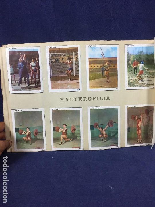 Coleccionismo Álbum: ÁLBUM CONTAMOS CONTIGO COMPLETO ÁLBUM PROMOCIÓN DEPORTIVA COLED AÑO 1968 24,5X35,5 - Foto 46 - 131524010