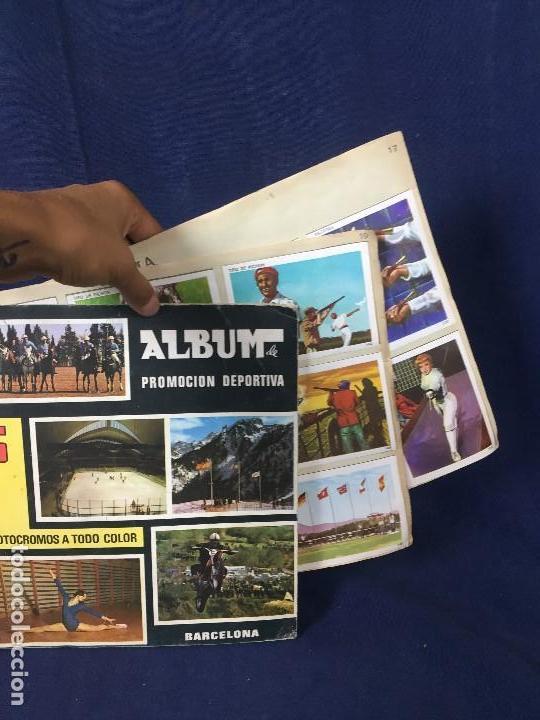 Coleccionismo Álbum: ÁLBUM CONTAMOS CONTIGO COMPLETO ÁLBUM PROMOCIÓN DEPORTIVA COLED AÑO 1968 24,5X35,5 - Foto 2 - 131524010
