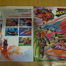 Coleccionismo Álbum: ESTE - TECNICA Y ACCION - ÁLBUM COMPLETO. Lote 129735275