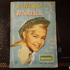 Coleccionismo Álbum: MARISOL - HA LLEGADO UN ANGEL - ALBUM COMPLETO - 250 CROMOS - EDITORIAL FHER - 1961. Lote 132099589