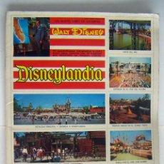 Coleccionismo Álbum: DISNEYLANDIA - ED. SUSAETA 1970 - WALT DISNEY - COMPLETO. Lote 132186582