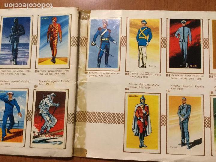 Coleccionismo Álbum: ALBUM DE CROMOS HOMBRES DE LUCHA. COMPLETO. - Foto 4 - 132221734