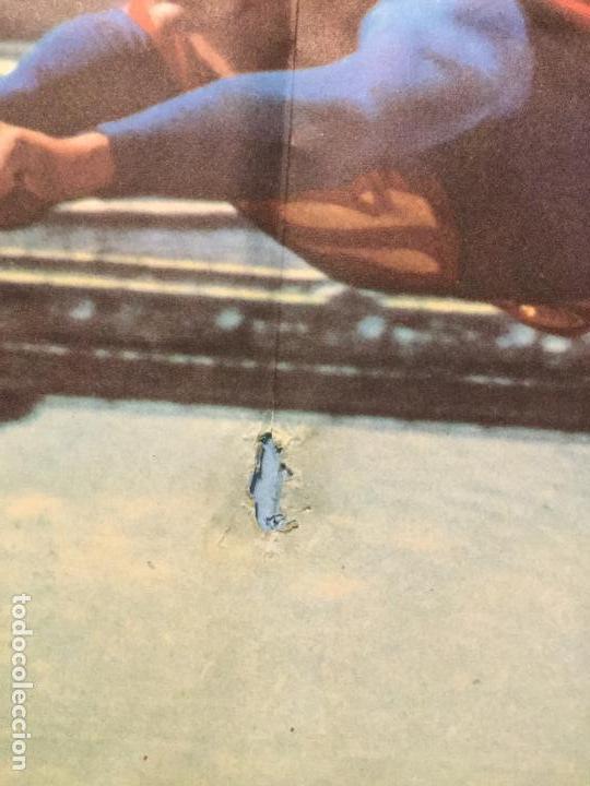 Coleccionismo Álbum: ALBUM COMPLETO SUPERMAN, THE MOVIE. COMPLETO. - Foto 6 - 132223782