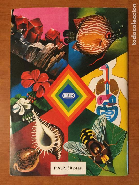 Coleccionismo Álbum: ALBUM DE CROMOS COMPLETO CIENCIAS NATURALES 1. BUEN ESTADO. AÑO 1982 - Foto 2 - 132224118