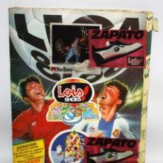 Coleccionismo Álbum: ALBUM CROMOS COMPLETO LIGA 87 88. 1987 1988. EDICIONES ESTE. Lote 132292750