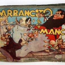 Coleccionismo Álbum: ALBUM GARBANCITO DE LA MANCHA. COMPLETO. ED. RUIZ ROMERO. AÑO 1946. Lote 132294914