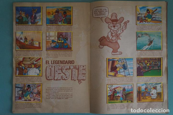 Coleccionismo Álbum: ÁLBUM COMPLETO DE LA VUELTA AL MUNDO DE WILLY FOG AÑO 1983 DE DANONE - Foto 8 - 132451226