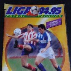Coleccionismo Álbum: ALBUM LIGA 94-95 COMPLETISIMO. Lote 179201616