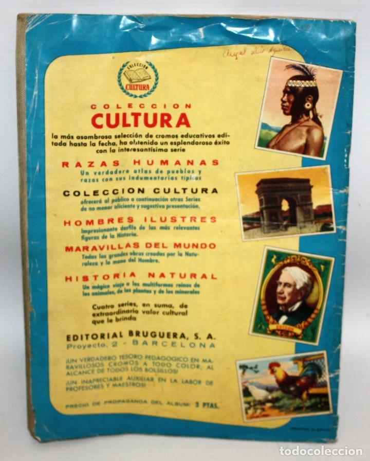 Coleccionismo Álbum: ALBUM BANDERAS DEL UNIVERSO (COMPLETO),EDITORIAL BRUGUERA. - Foto 2 - 132631414