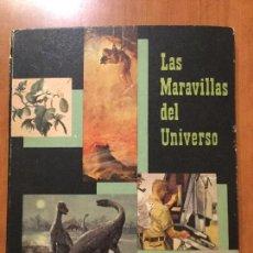 Coleccionismo Álbum: ALBUM LAS MARAVILLAS DEL UNIVERSO DE NESTLÉ. . Lote 132728974