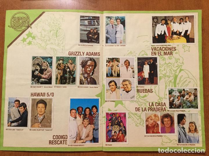 Coleccionismo Álbum: ALBUM DE CROMOS TELE POP COMPLETO. - Foto 2 - 132731318