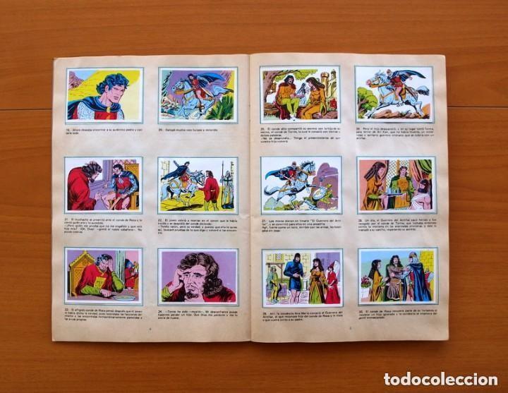 Coleccionismo Álbum: Álbum El guerrero del antifaz - Editorial Maga 1979 - Completo - Ver fotos interiores - Foto 4 - 132789490